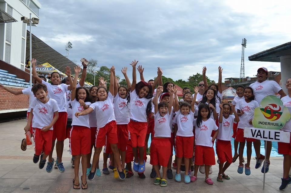 El Valle Oro Puro fue el campeón en las aguas del Huila