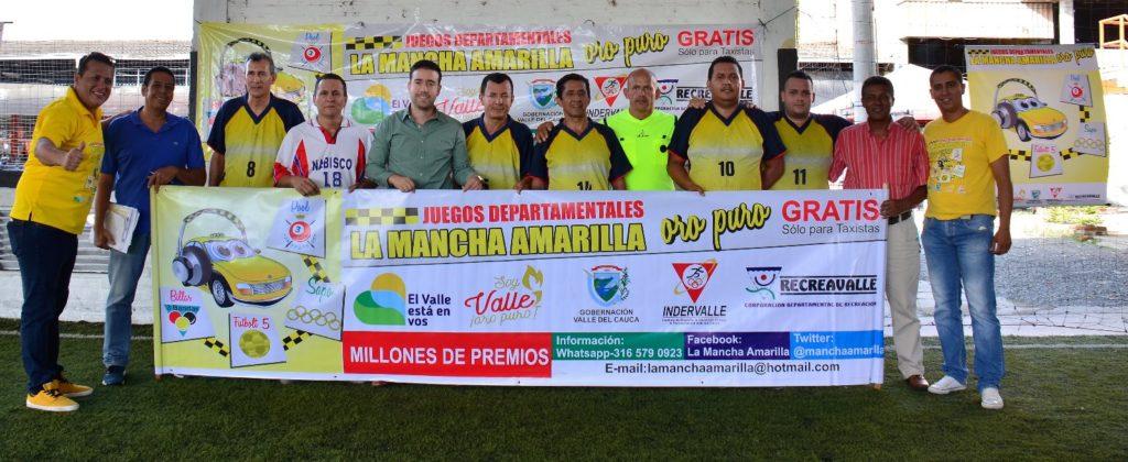 En Palmira se jugará la primera final de los Juegos Departamentales La Mancha Amarilla Oro Puro