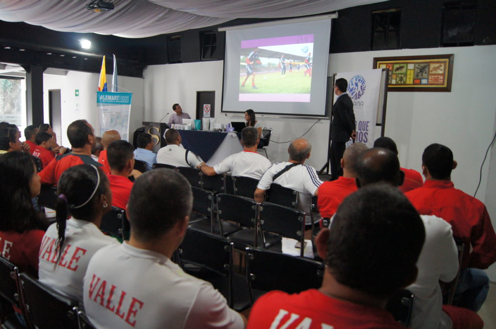 Usana busca beneficiar a deportistas 'Valle Oro Puro'