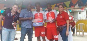 Buenaventura realizó la clausura del programa Fútbol Mixto para la Paz