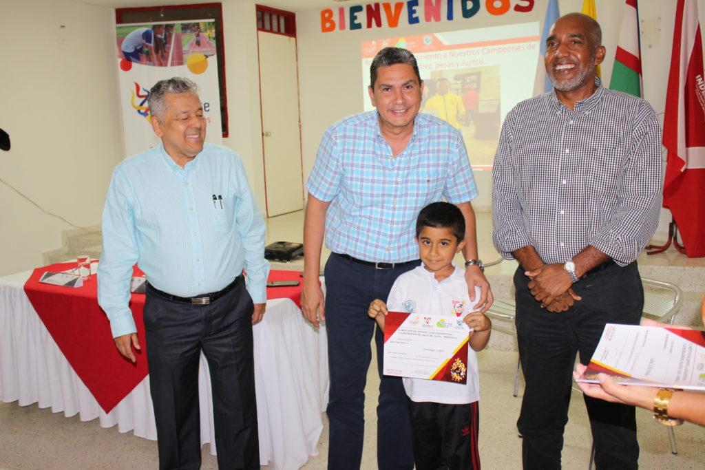 Las promesas del ajedrez colombiano y suramericano son vallecaucanos