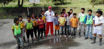 La comunidad indígena Embera Chamí también hace parte del programa Esdepaz