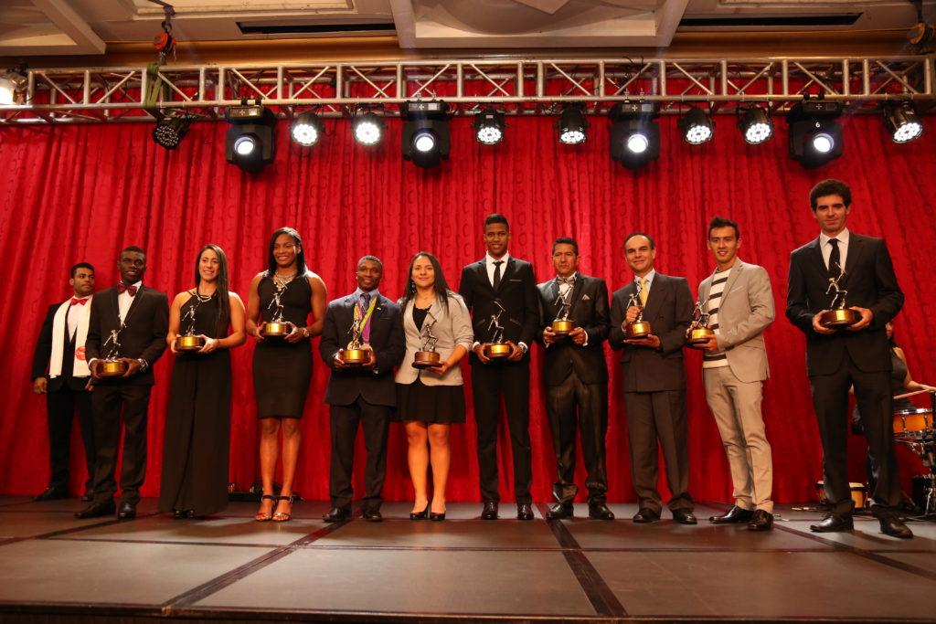 Los Premios Altius reconocieron la labor de trece deportistas Valle Oro Puro