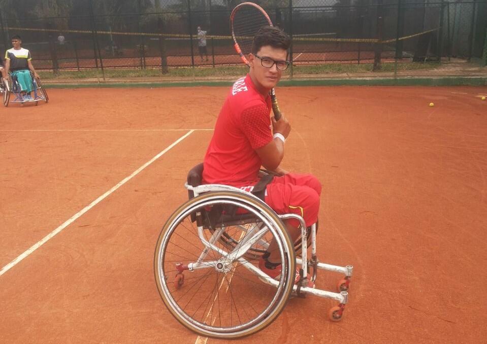 Indervalle apoya Torneo internacional de tenis en silla de ruedas