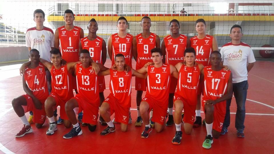 Los infantiles rojiblancos dominan el voleibol nacional