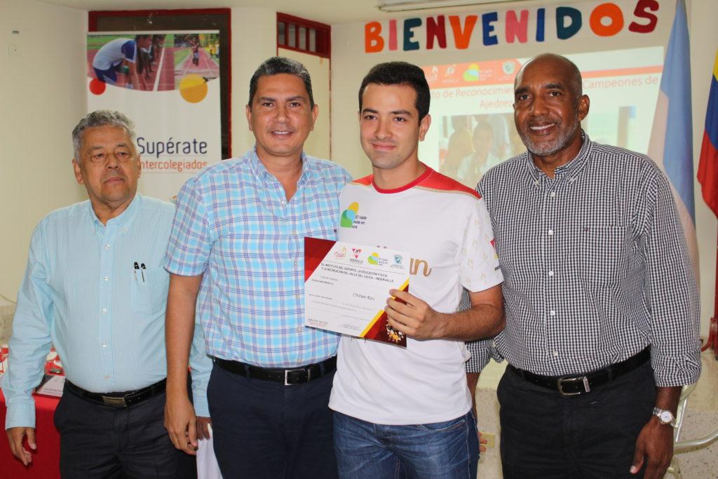 Cristian Ríos, el nuevo Gran Maestro del ajedrez colombiano