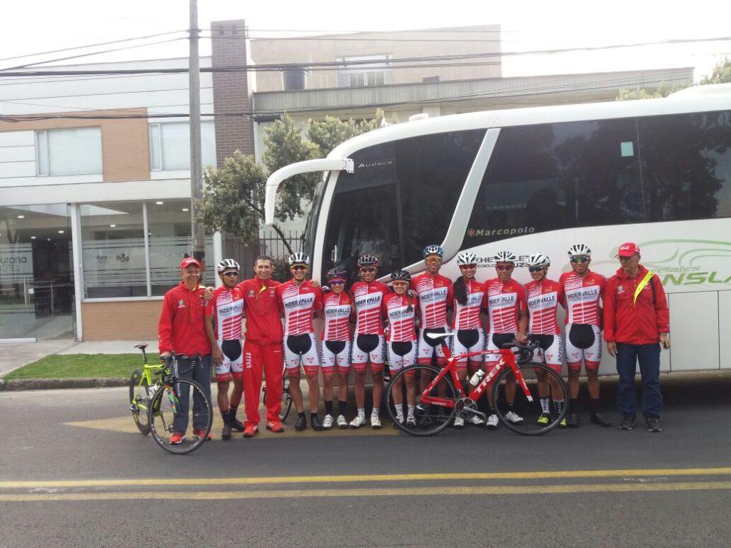Un equipo Oro Puro rodará en el Nacional de Ruta