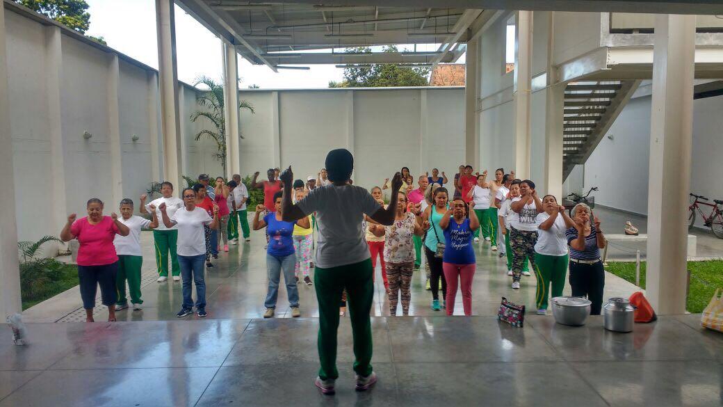 Guacarí se une a la promoción de hábitos y estilos de vida saludable