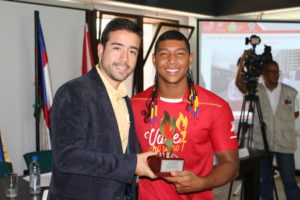 Diego Meneses y Carlos Felipe Lopez