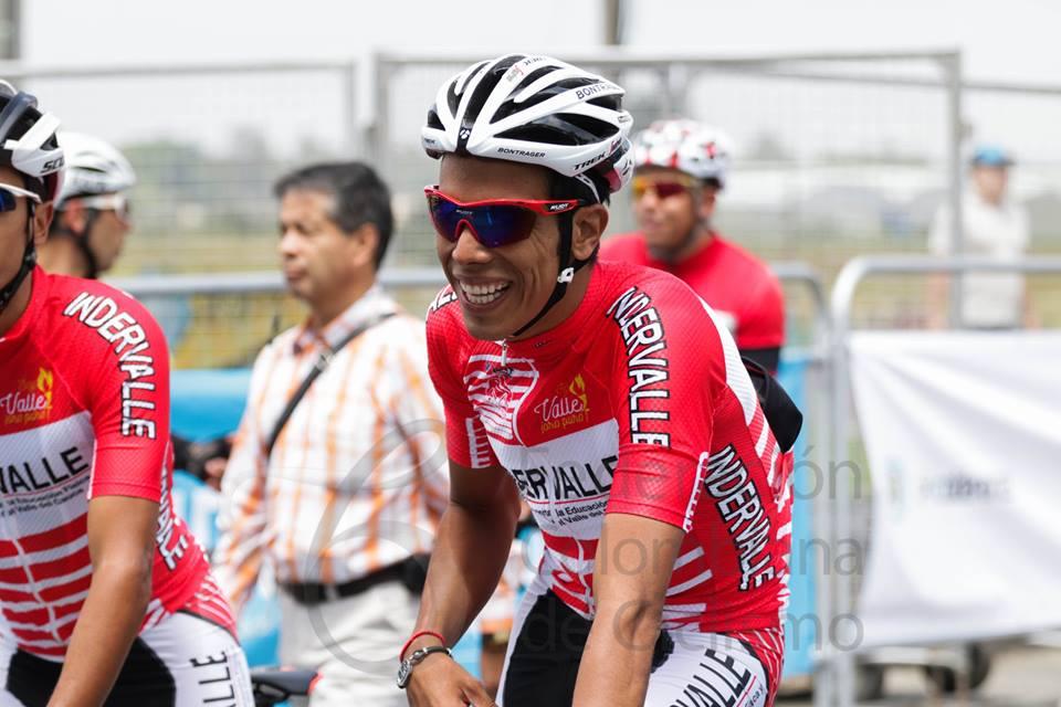 Jarlinson Pantano fue Oro Puro en el Nacional de Ruta
