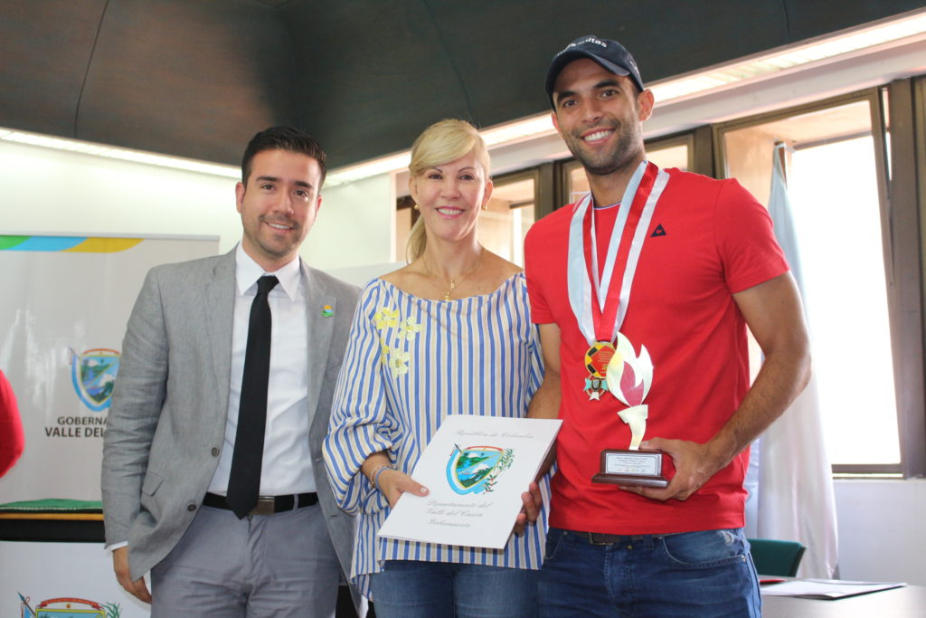 Juan Sebastián Cabal compartirá su experiencia con los Semilleros Deportivos del Valle del Cauca