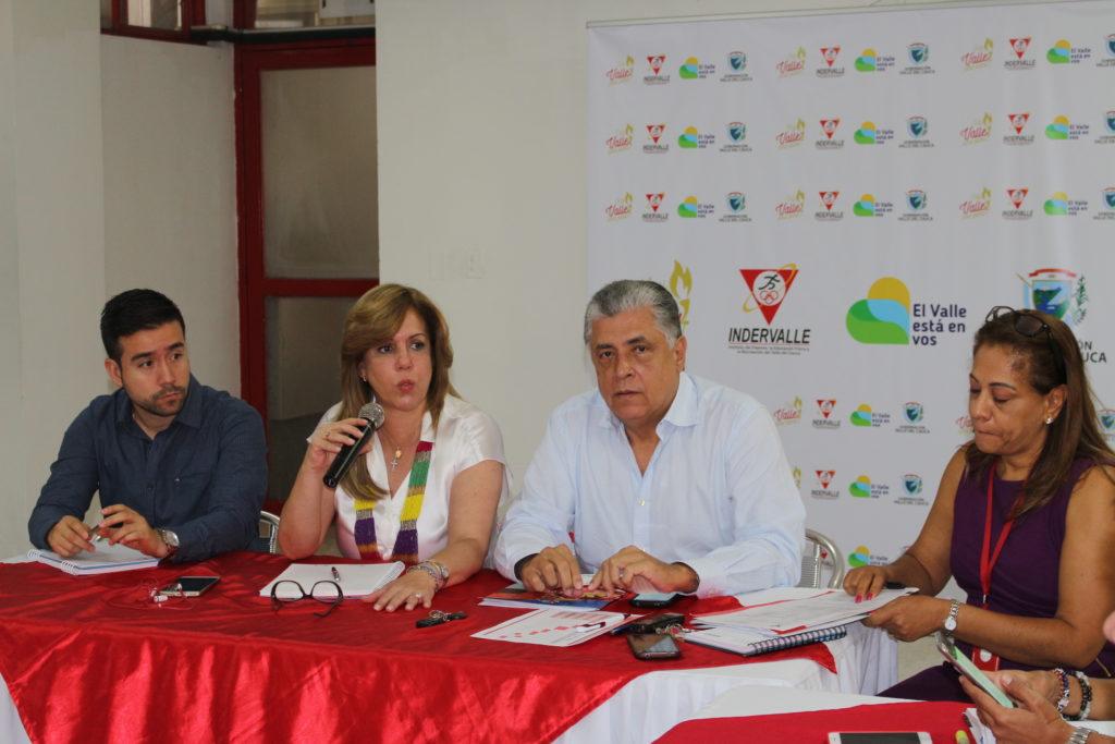 Directora de Coldeportes afianza articulación con el deporte en las regiones