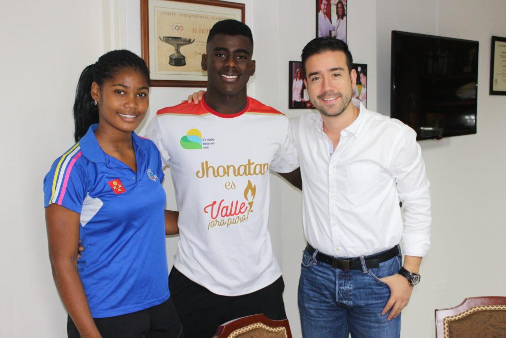 Valeria Rivas, talento Valle Oro Puro rumbo al Mundial juvenil de Pesas