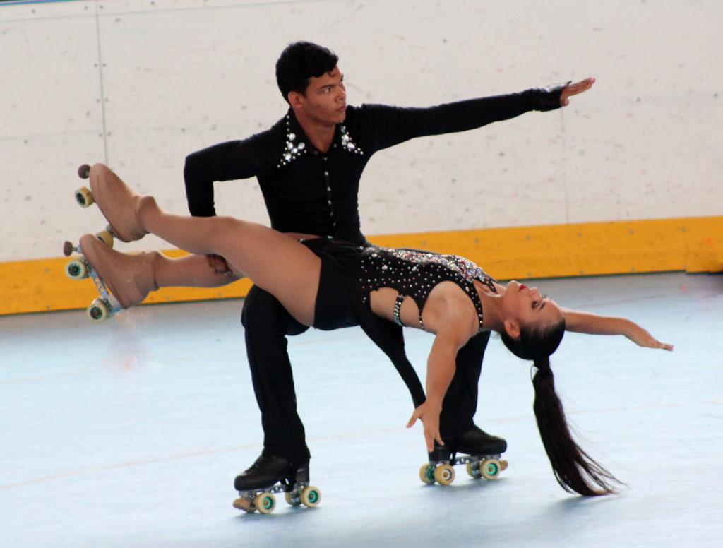 El Valle recibe primer campeonato nacional de patinaje artístico