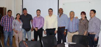 Gerente de Indervalle articula esfuerzos con Cartago para la realización de Juegos Departamentales Valle Oro Puro 2017