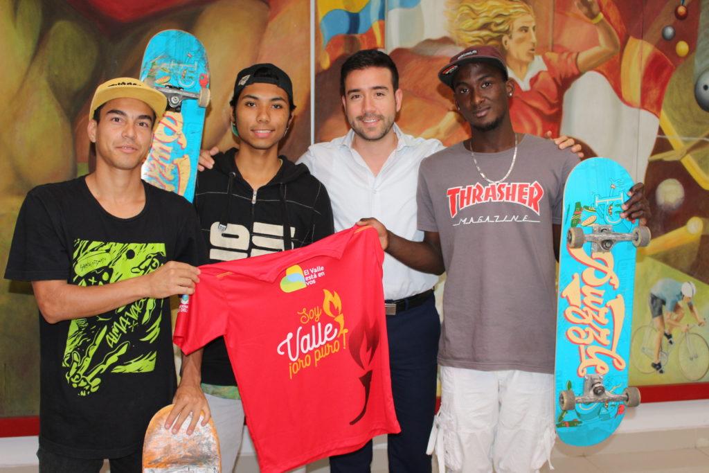 Skaters Valle Oro Puro competirán por ser los primeros campeones nacionales