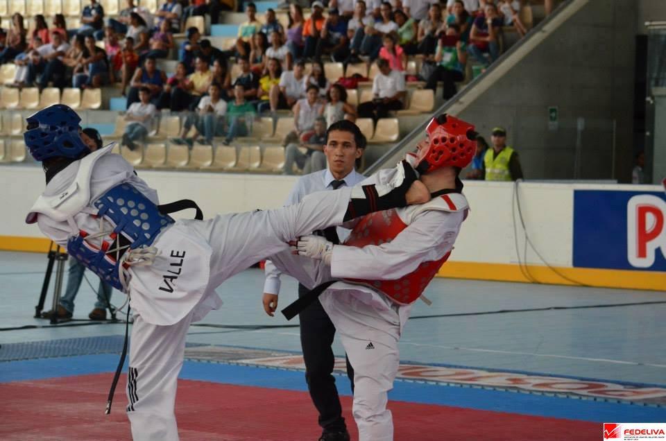 Taekwondistas del Valle, listos para el Open de Colombia Copa Fuerzas Armadas-2017
