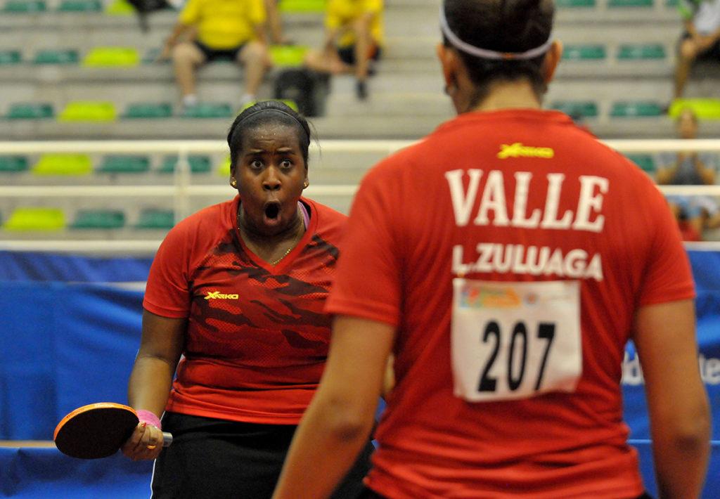 Equipos del Valle logran título nacional de tenis de mesa