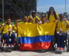 El Valle lució sin límites, en los Juegos Parapanamericanos juveniles en Brasil