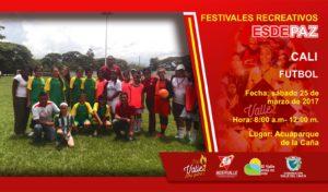 Festivales Recreativos Esdepaz en Cali @ Acuaparque de la caña | Cali | Valle del Cauca | Colombia