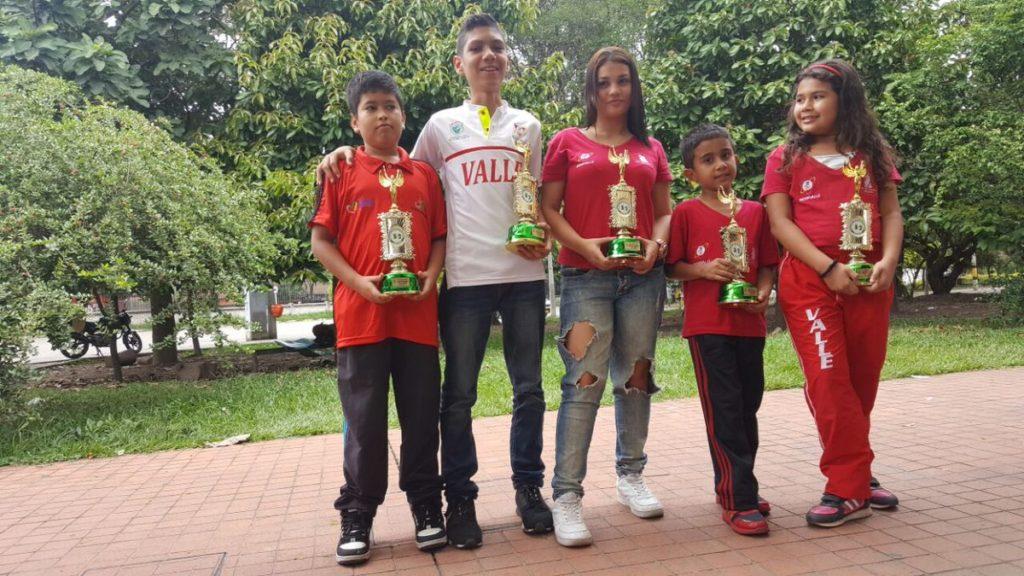Futuro del ajedrez colombiano, lleva el sello oro puro