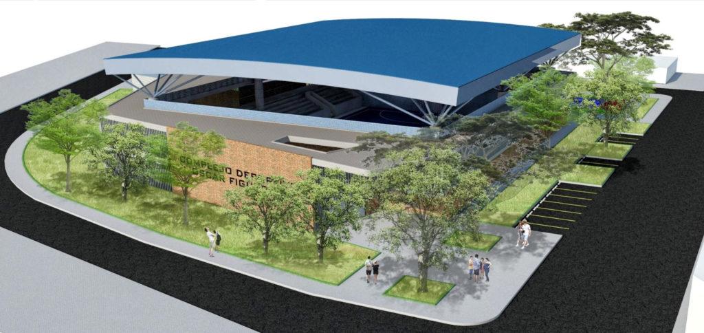 Los Juegos Departamentales y Paradepartamentales le dejarán a Cartago un legado en infraestructura deportiva