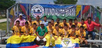 Niños de Dorado FC, traen al Valle el título del Mundialito de Miami