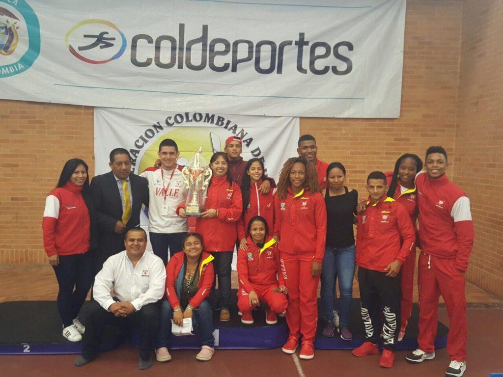 El Valle Oro Puro brilló con el judo en Bogotá