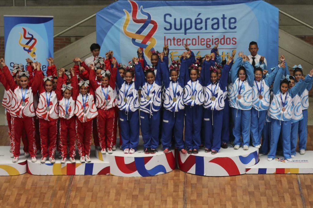 Juegos Superate Nacional
