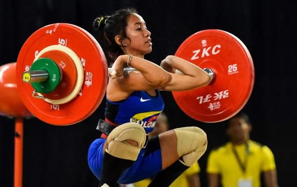 Pesistas vallecaucanos buscan brillar en el Campeonato Mundial de pesas sub-17