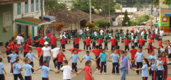 Sigue la celebración del mes del niño en los diferentes municipios del Valle del Cauca