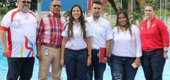 Positivo balance de la visita de Coldeportes a sedes de la final nacional de Juegos Supérate en el Valle