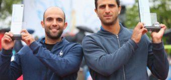 Vallecaucanos Farah y Cabal alzan nuevo trofeo, el décimo título llegó en Múnich