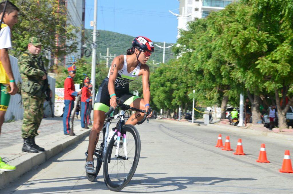 Vallecaucana Diana Castillo ganó el oro en clasificatorio a Juegos Bolivarianos en Santa Marta