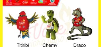 Con gran acogida de vallecaucanos, terminó votación de finalistas para mascota oficial de Juegos Cartago 2017