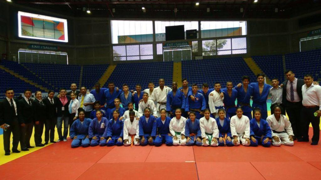 El judo vallecaucano deja huella dorada en Colombia