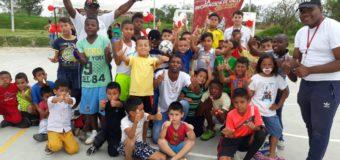 """Recreapaz realizó el primer festival lúdico recreativo, denominado """"Paz y convivencia en la niñez"""""""