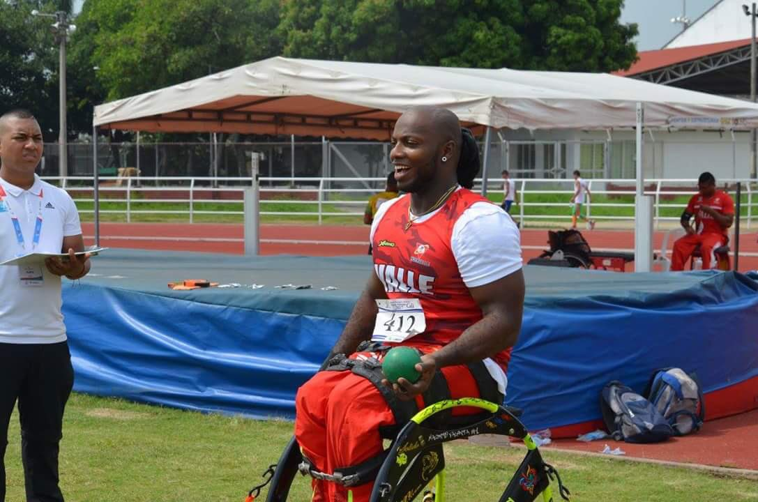 Valle celebró el título del Abierto Nacional de Para-Atletismo