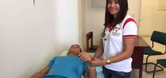 Vanessa Preciado forja el Valle Oro Puro con la medicina deportiva