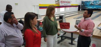 Comité organizador de Juegos Bolivarianos realizó inspección a escenarios del Valle