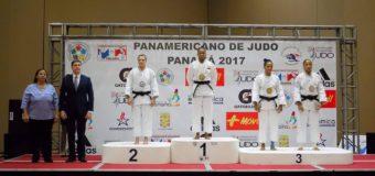 Yuri Alvear es la mejor judoca de América