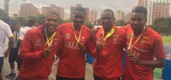 El atletismo del Valle recupera su hegemonía nacional