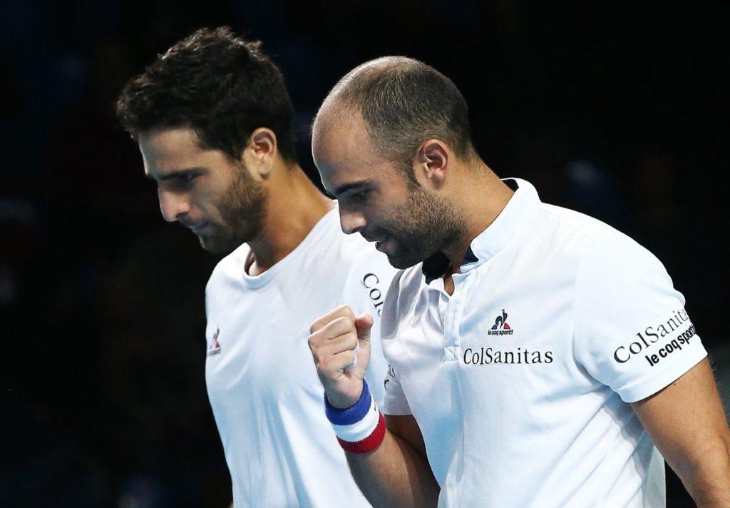 Tenistas Valle Oro Puro Juan Sebastián Cabal y Robert Farah hacen historia en Roland Garros