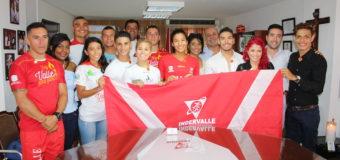 ¡Adiós campeones!: Gerente de Indervalle despidió a deportistas Valle Oro Puro rumbo a Juegos Mundiales de Wroclaw 2017