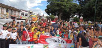 Deportistas 'Valle Oro Puro' compartieron historias que forjan los sueños de los niños de Esdepaz