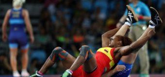 Siete luchadores del Valle, listos para los Juegos Bolivarianos Santa Marta 2017
