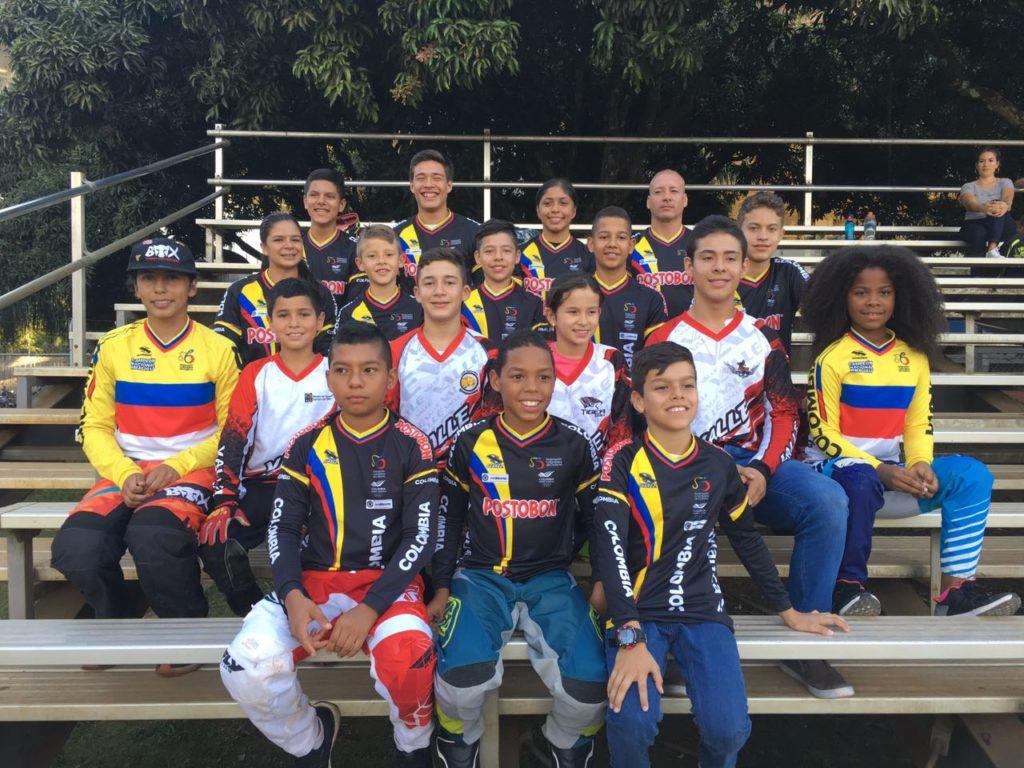 En Estados Unidos 38 bicicrocistas vallecaucanos buscarán figurar en el Mundial