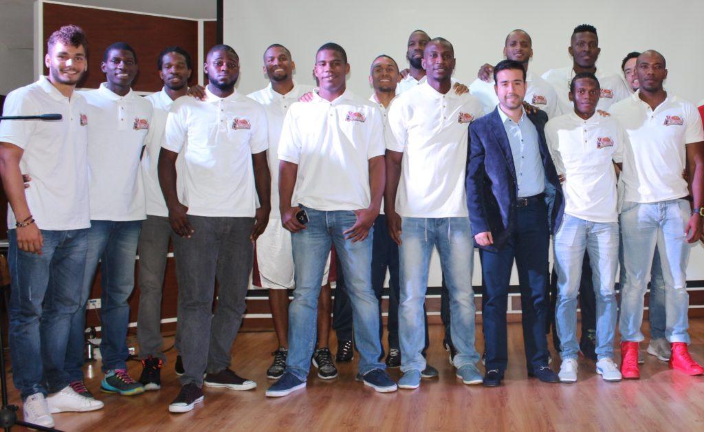 El Valle Oro Puro tiene su cuota en la Selección Mayores de baloncesto