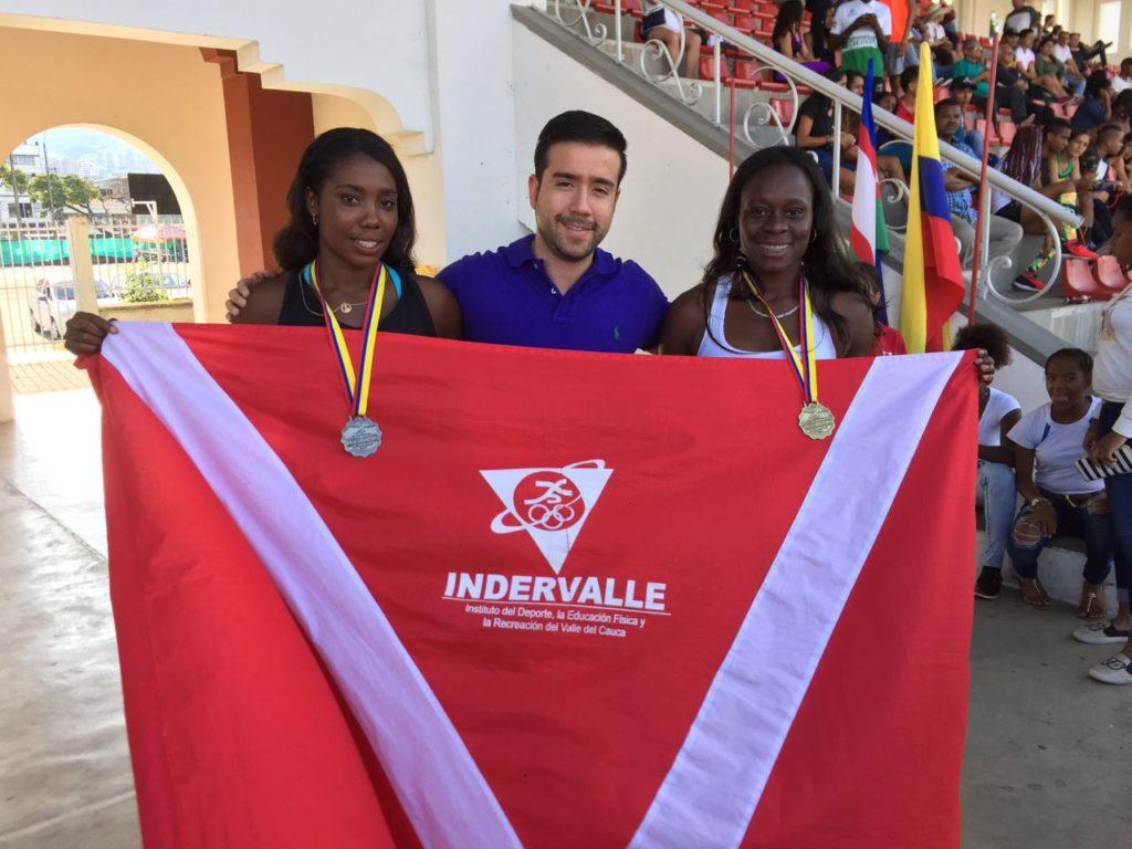 El Valle fue Oro Puro en el Grand Prix de Atletismo
