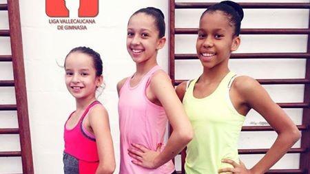 El Valle del Cauca se mueve a ritmo de las mejores gimnastas del país